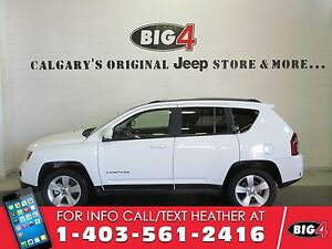 2016 Jeep Compass High Altitude 4x4   Leather   Heated Seats  