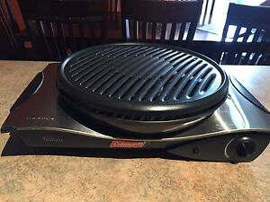 Coleman Festivio butane grill for sale