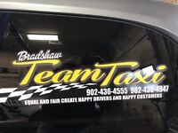 Taxi Owners/Drivers Wanted/