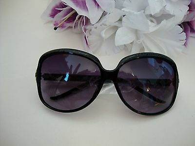 Just Cavalli Python-etch Sunglasses OC313_Z0VAY From Neiman Marcus With CASE