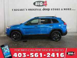 2017 Jeep Cherokee Sport | 4x4 | No Accidents