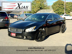 2009 Nissan Maxima***beautiful condition,3 years warranty***
