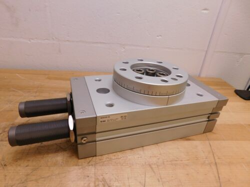 SMC MSQ Rotary Actuator with Table MSQB200R-XN
