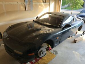 Own a JDM Legend: 93 Mazda RX7 FD3S running project