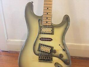 Ultra Rare 1979 Hotrod Fender Stratocaster Antigua Elwood Port Phillip Preview