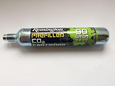 90 gram REMINGTON/SMK CO2 CARTRIDGE FOR PAINTBALL AIR RIFLE 3.2oz......