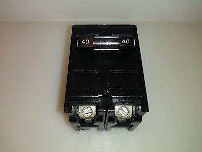 Murray Mp240 2 Pole 40 Amp Circuit Breaker Type Mp