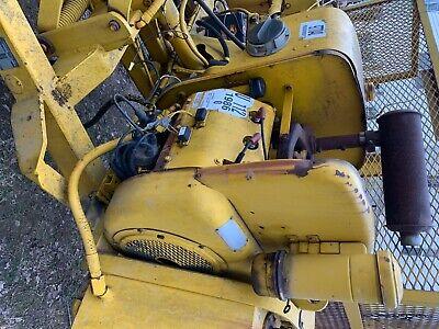 Vh4d Wisconsin Engine