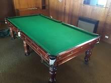 SOLD!!!! - 9ft 1 Piece Slate Pool/Billiard Table (50'X100') - EC Heidelberg Heights Banyule Area Preview