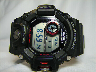 "CASIO G-SHOCK ""RANGEMAN"" WATCH"