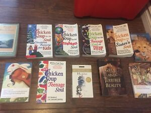Books & chicken soup series