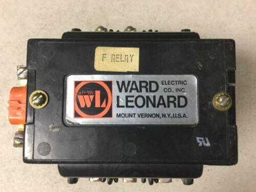 Ward Leonard 5DP2-5051-21 Contactor with a 208/240 Volt Coil