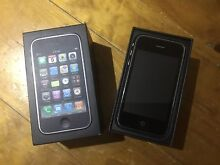 IPhone 3GS - Superb condition - MAKE AN OFFER!- still in the box! Doonside Blacktown Area Preview