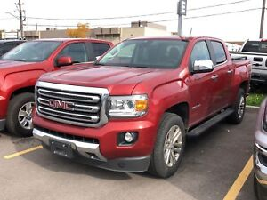 2015 GMC Canyon SLT One owner, accident free