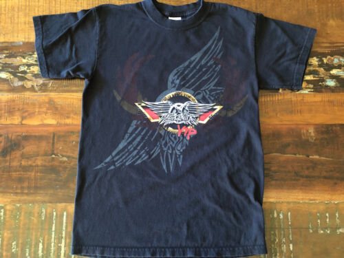 Aerosmith Route of All Evil Tour Concert Shirt Size Small