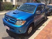 Toyota Hilux SR5 4x4 - Turbo Diesel Dual Cab Brisbane City Brisbane North West Preview