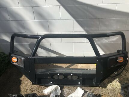 2016 - 2017 Toyota hilux winch bar