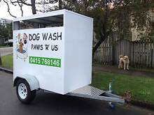 DOG WASH TRAILER FOR SALE Palm Beach Gold Coast South Preview