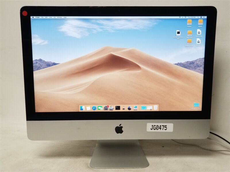 "Apple iMac MF883LL/A Core i5 1.4 21.5"" 8GB 512GB - ALL IN ONE"