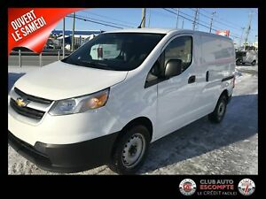 2015 Chevrolet City Express Cargo Van LT 2 Portes Coulissantes