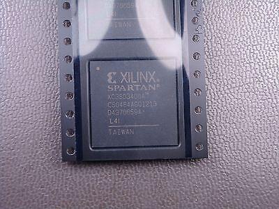 Xc3sd3400a-4csg484li Xilinx Spartan 3a Fpga 1.2v 667mhz 3.4m Gates Nos