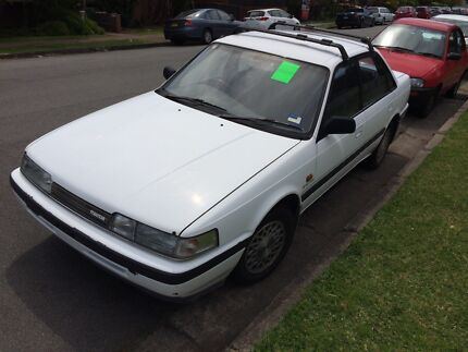 Mazda 626 1993 Rutherford Maitland Area Preview