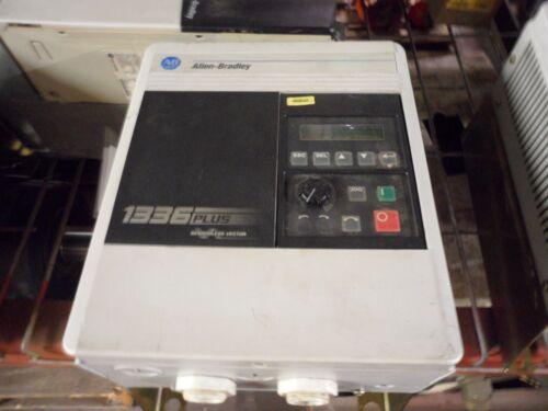 Allen Bradley 1336s-brf50-aa-de-ha1-l6 , 1336 Plus Sensorless Vector