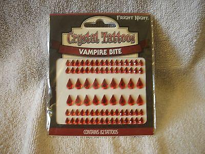 Vampire Bite Temporary Tattoos (Vampire Bite Temporary Tattoo)