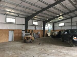 9000 sqft Warehouse for Rent