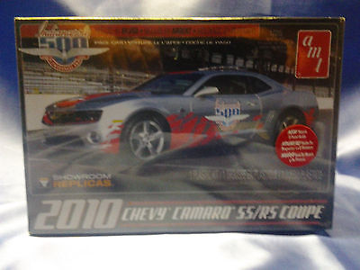 AMT  2010 CHEVY CAMARO SS/R5 COUPE  PLASTIC MODEL CAR KIT