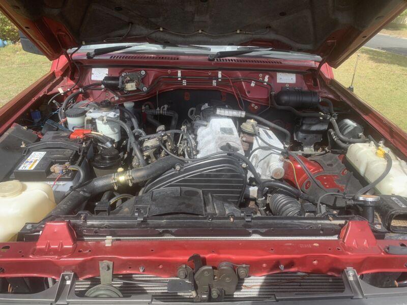 1996 Nissan patrol GQ 2 8 turbo diesel y60 | Cars, Vans