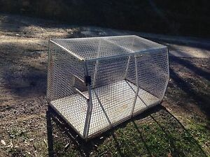 DOG CAGE for ute, trailer or truck. MAKE ME AN OFFER!!!!! Montacute Adelaide Hills Preview