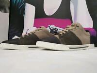 Kenneth Cole Reaction Leder Sneaker Gr.44 Brown/Grey Berlin - Wilmersdorf Vorschau