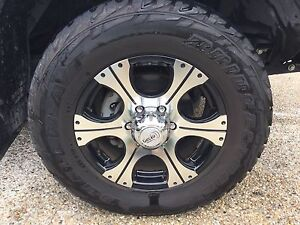 MAG WHEELS RANGER 4x4 FORD Upper Coomera Gold Coast North Preview