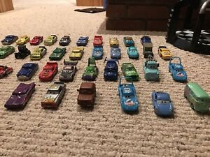 Lot of Cars Characters