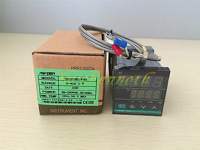 Digital Pid Temperature Controller Cd101 Ssrrelay Output K Type Thermocouple