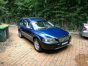 2002 Volvo XC70 Wagon TURBO Limited Edition OCEAN ROAD Hornsby Hornsby Area Preview