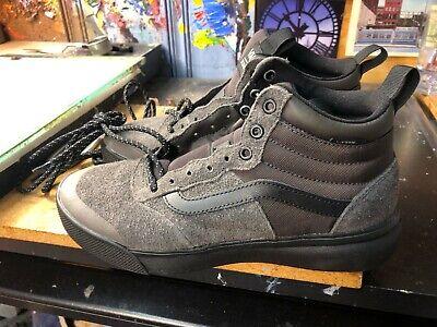 Vans UltraRange HI Peat/Black Size US 11.5 Men's VN0A3MVSUDL New