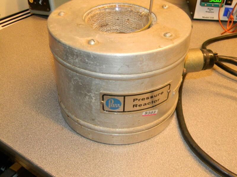 Parr Pressure Reactor, 400W 115V, 76.5mm Wide, 99mm Deep