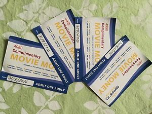 4x Adult Movie Tickets GRAND CINEMAS Landsdale Wanneroo Area Preview