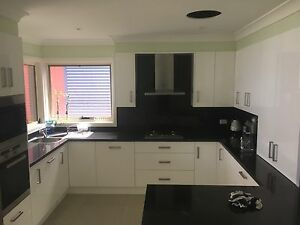 Kitchen U shape with appliances Umina Beach Gosford Area Preview