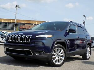 Jeep Cherokee Limited 2015 CUIR/GPS