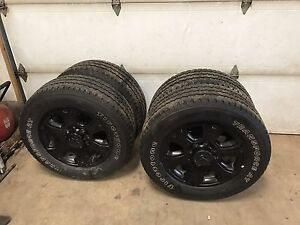 8 bolt  20 s Dodge factory rims