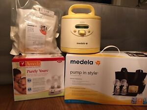 6f27190d30f Brand new double electric breast pumps-Medela and Ameda