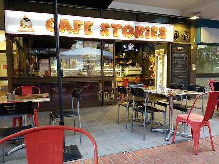 Cafe sandwishhand coffee maker cook all rounder needed in pyrmont Pyrmont Inner Sydney Preview