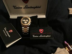 Tonino Lamborghini Men's Watch