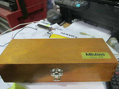 Mitutoyo Digimatic Holtest Bore Gauge 468-264 .5 To .65