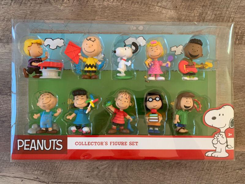 peanuts collectors figure set