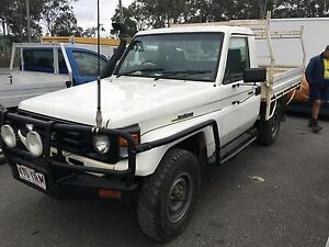 WANTED HZJ75 HZJ79 Toyota Landcruiser Utes Bulimba Brisbane South East Preview