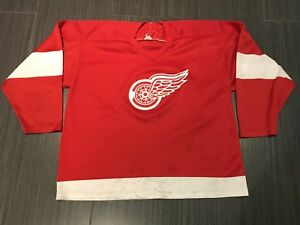 CCM Detroit Red Wings Hockey Jersey
